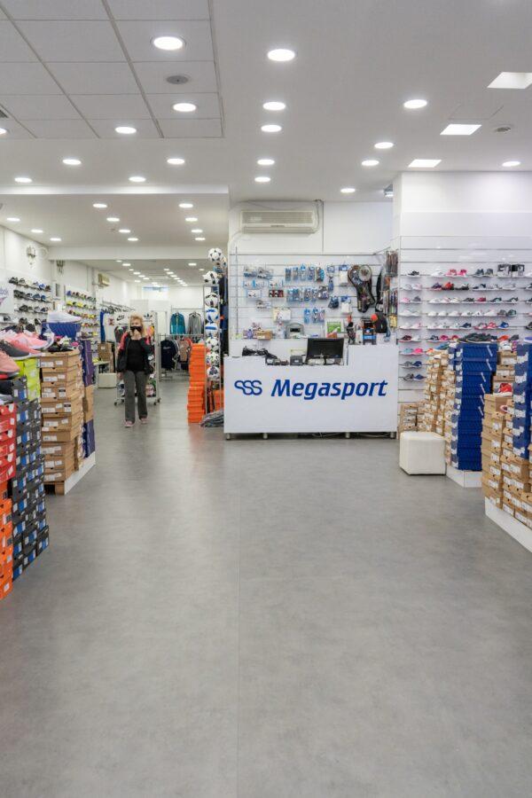Проект Megasport