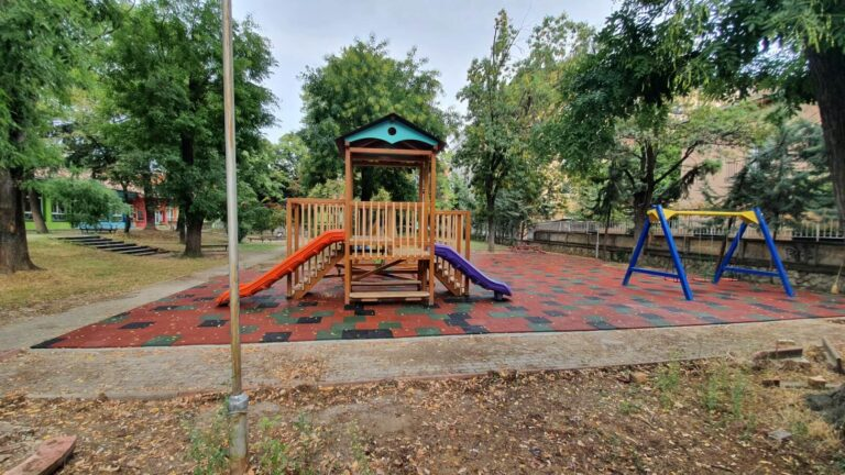 Read more about the article Проект игралишта Општина Центар